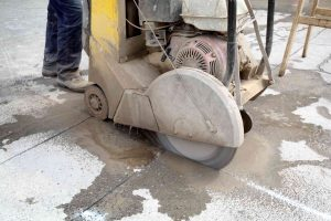 wire saw concrete cutting